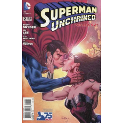 Superman: Unchained  Issue 2b
