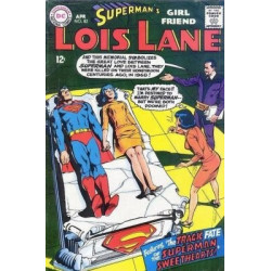 Superman's Girlfriend, Lois Lane  Issue 082