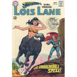 Superman's Girlfriend, Lois Lane  Issue 092