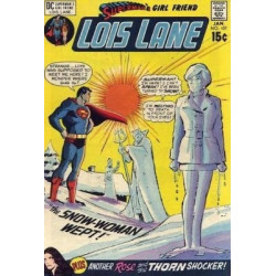 Superman's Girlfriend, Lois Lane  Issue 107