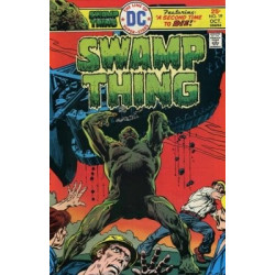 Swamp Thing Vol. 1 Issue 19