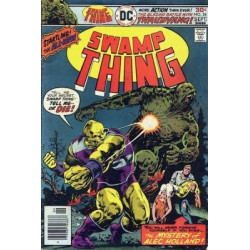 Swamp Thing Vol. 1 Issue 24