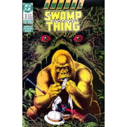 Swamp Thing Vol. 2 Annual 3