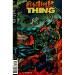 Swamp Thing Vol. 2 Issue 145