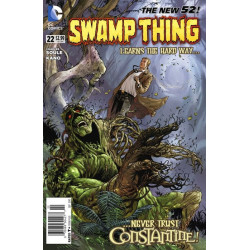Swamp Thing Vol. 5 Issue 22