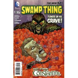 Swamp Thing Vol. 5 Issue 23