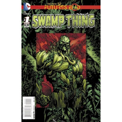 Swamp Thing: Futures End One-Shot Issue 1