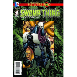 Swamp Thing: Futures End One-Shot Issue 1b