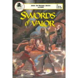 Swords of Valor  Issue 4