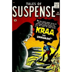 Tales of Suspense Vol. 1 Issue 18