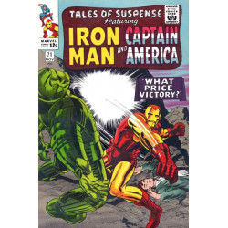 Tales of Suspense Vol. 1 Issue 71
