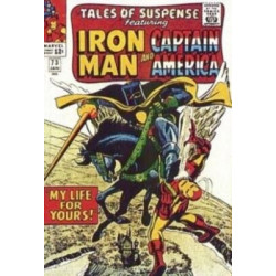 Tales of Suspense Vol. 1 Issue 73