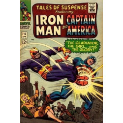 Tales of Suspense Vol. 1 Issue 76