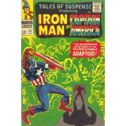 Tales of Suspense Vol. 1 Issue 82