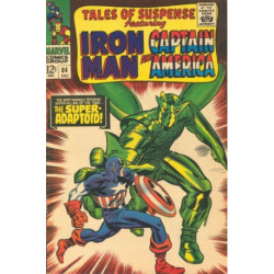 Tales of Suspense Vol. 1 Issue 84