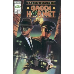 Tales of the Green Hornet Vol. 2 Issue 3