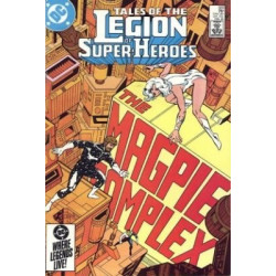 Tales of the Legion of Super-Heroes  Issue 320