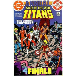 Tales of the Teen Titans  Annual 3