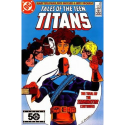Tales of the Teen Titans  Issue 54