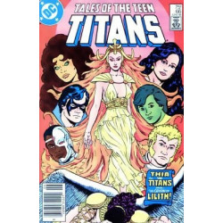 Tales of the Teen Titans  Issue 66