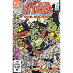 Tales of the Teen Titans  Issue 67