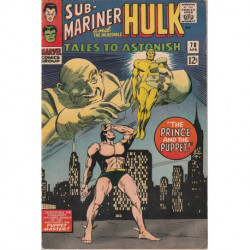 Tales to Astonish Vol. 1 Issue 78