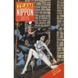 Team Nippon  Issue 3