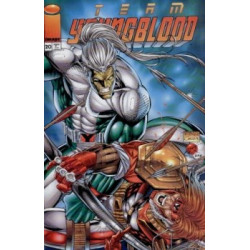 Team Youngblood  Issue 20