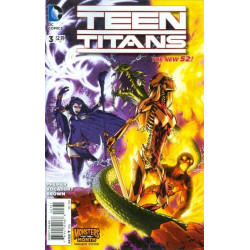 Teen Titans Vol. 5 Issue 3c