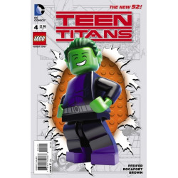 Teen Titans Vol. 5 Issue 4b