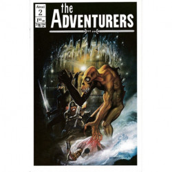 The Adventurers  Issue 2