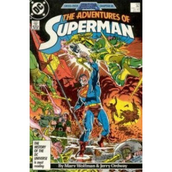 The Adventures of Superman Vol. 1 Issue 426
