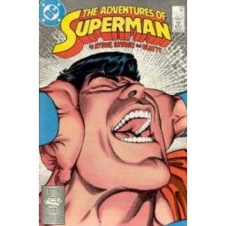 The Adventures of Superman Vol. 1 Issue 438