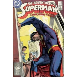The Adventures of Superman Vol. 1 Issue 439