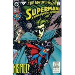 The Adventures of Superman Vol. 1 Issue 494