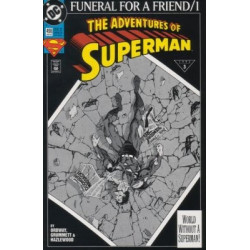 The Adventures of Superman Vol. 1 Issue 498