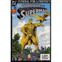The Adventures of Superman Vol. 1 Issue 499