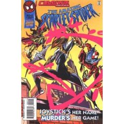 The Amazing Scarlet Spider Mini Issue 2