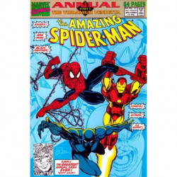 The Amazing Spider-Man Vol. 1 Annual 25
