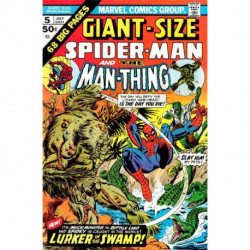 The Amazing Spider-Man Vol. 1 Giant Size 5