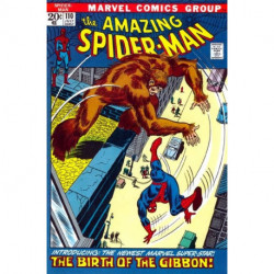 The Amazing Spider-Man Vol. 1 Issue 110