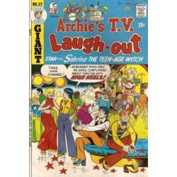 Archie's TV Laugh-Out  Issue 22