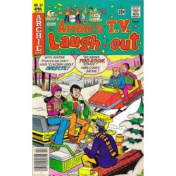 Archie's TV Laugh-Out  Issue 57