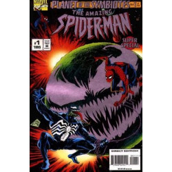 The Amazing Spider-Man: Super Special One-Shot Issue 1