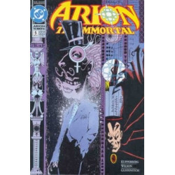 Arion The Immortal  Issue 5