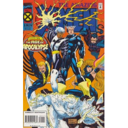 The Amazing X-Men Mini Issue 1