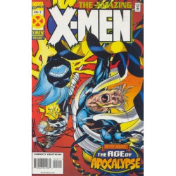 The Amazing X-Men Mini Issue 2