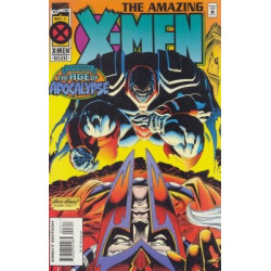The Amazing X-Men Mini Issue 3