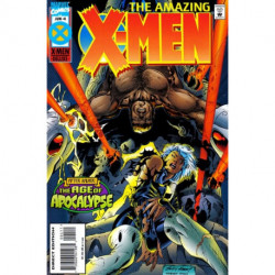 The Amazing X-Men Mini Issue 4