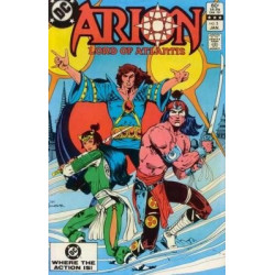 Arion: Lord of Atlantis  Issue 03